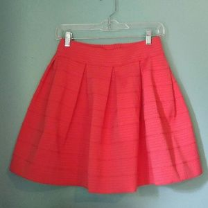 Express skirt beautifully colored comfortable